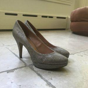 Enzo Angiolini Glittery Heels
